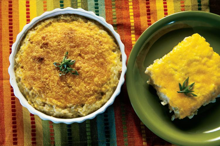 corn green chile egg and cheese casserole vegetarian eggs egg cheese ...