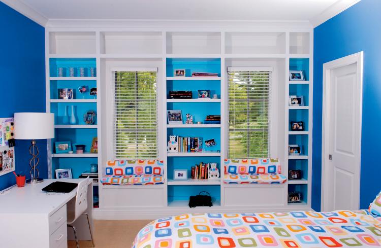 How to organize kids 39 rooms tennessee home and farm for Organized kids rooms