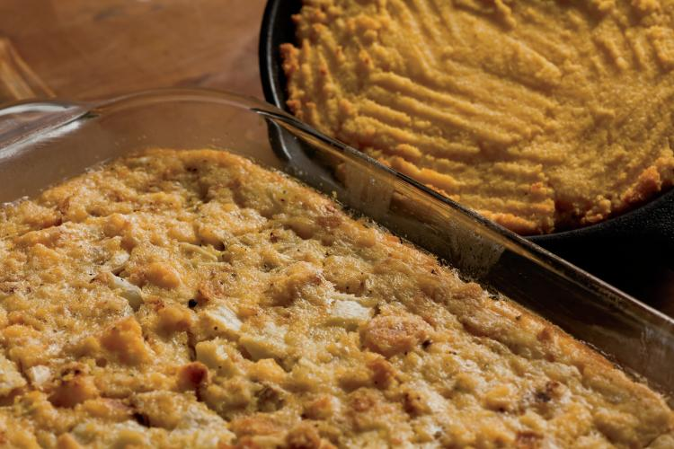 Country Cornbread Dressing
