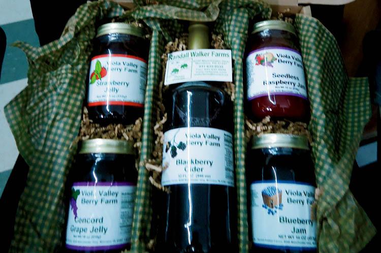 Viola Valley Berry Farm