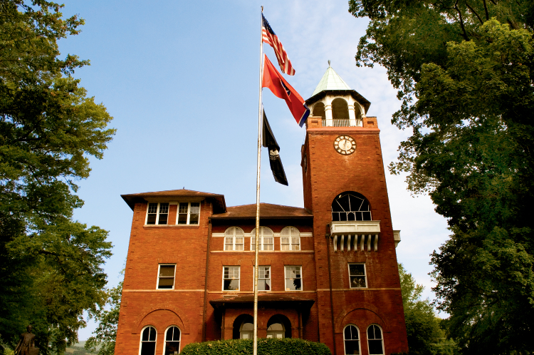 Scopes Trial Rhea County Courthouse