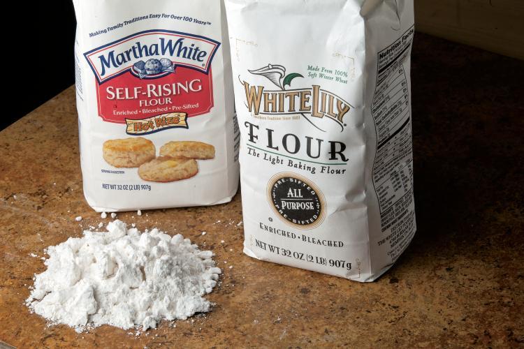 White Lily and Martha White Flour