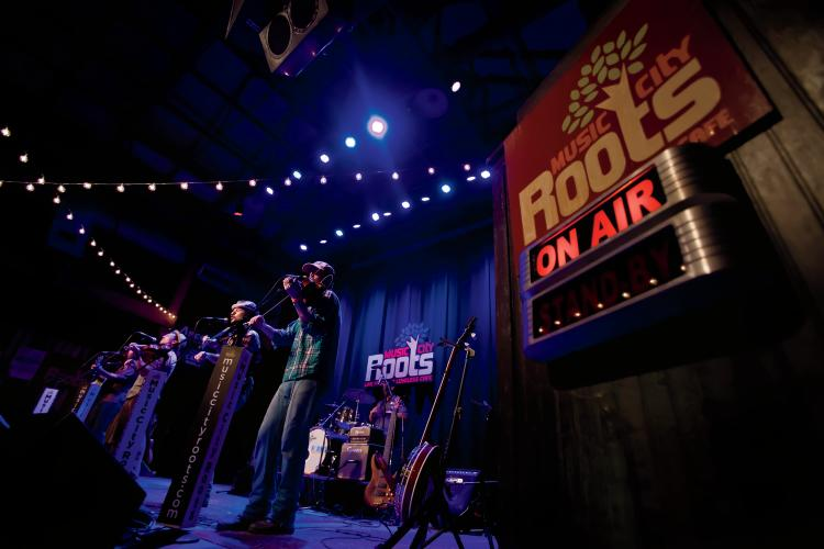 Loveless Cafe Music City Roots