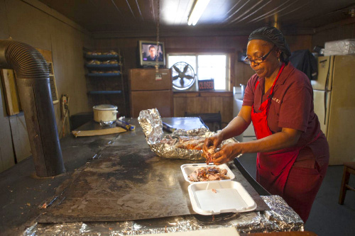 The Queen Of Barbecue In Brownsville Tennessee Home And Farm