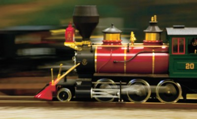 Toy Train Show