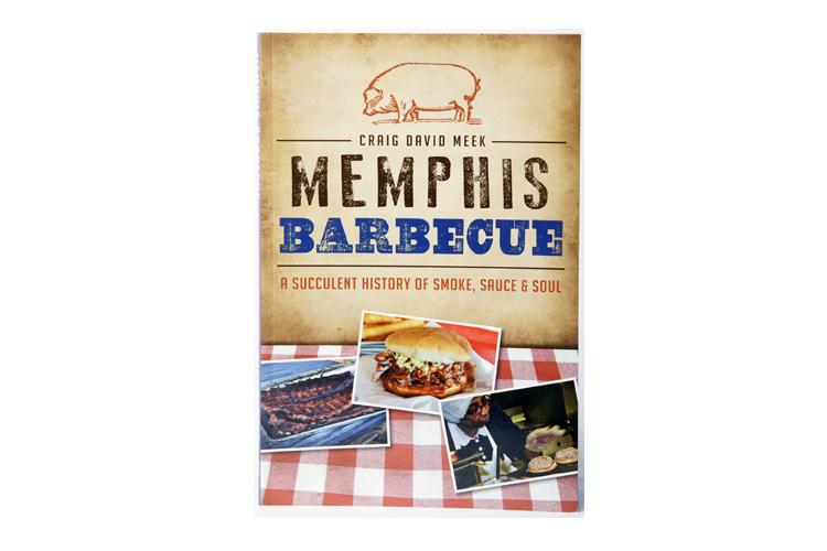 Memphis Barbecue book