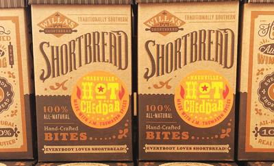 Willas Shortbread