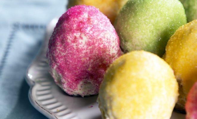 Crispy Treat Easter Eggs