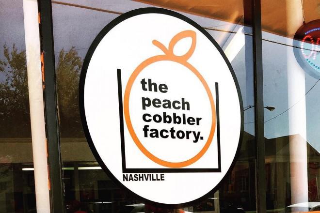Peach Cobbler Factory