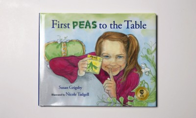 First Peas to the Table Book