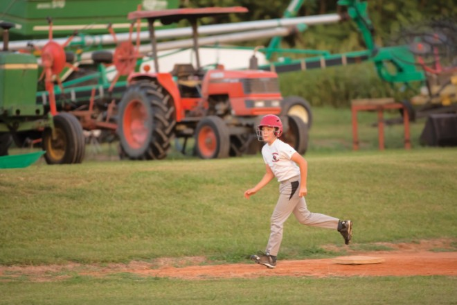 dairy field baseball