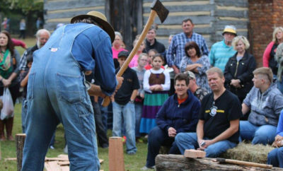 Heritage Festival at Ames Plantation