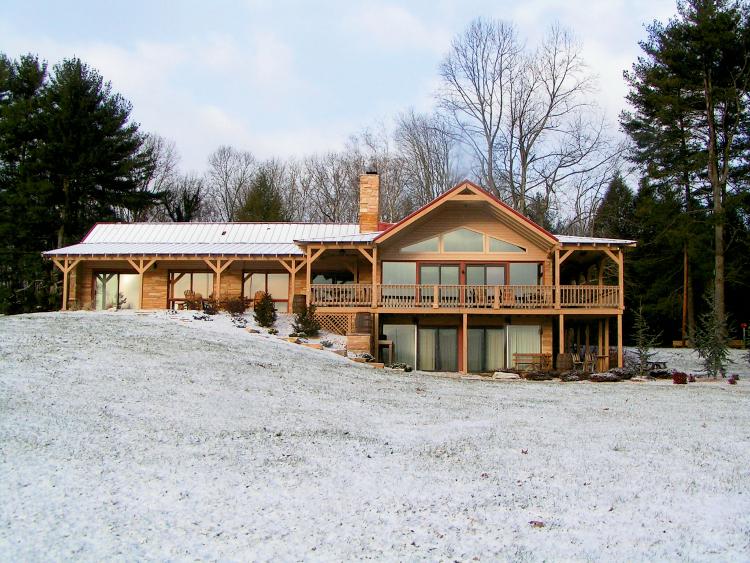 Cumberland Mountain Farm Lodge in Crossville, TN