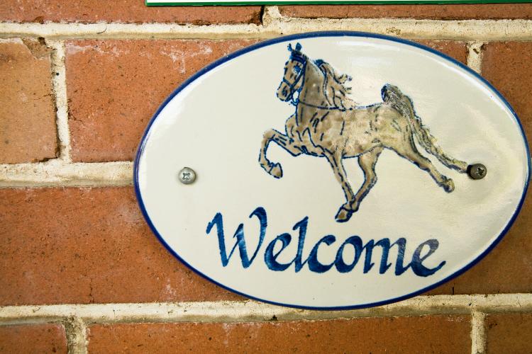 Walking Horse Hotel, Wartrace, TN