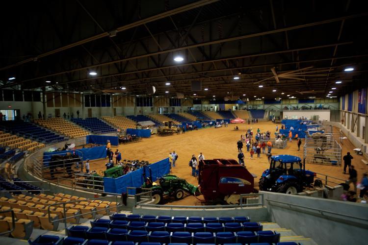Farm Days at Tennessee Tech University