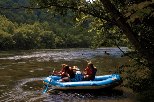 Hiwassee River, Tennessee