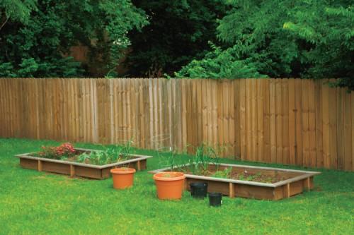 The Joys of Suburban Gardening