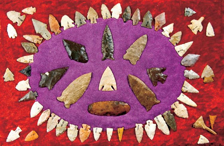 arrowheads, history