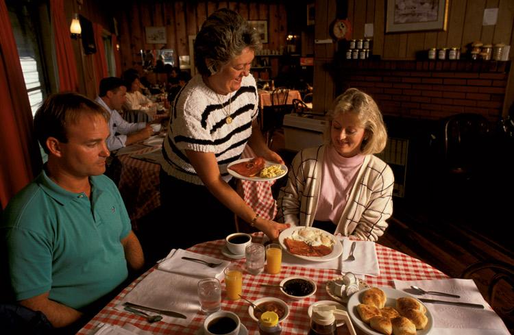 Loveless Cafe, Nashville, TN, restaurant