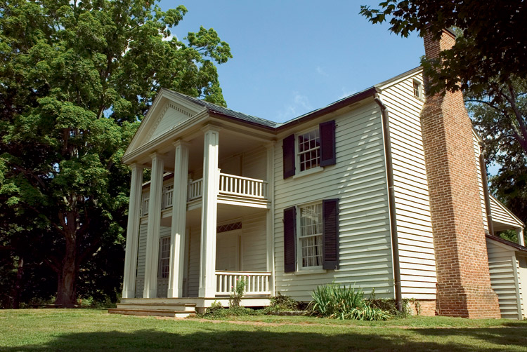 Sam Davis home, Smyrna, TN