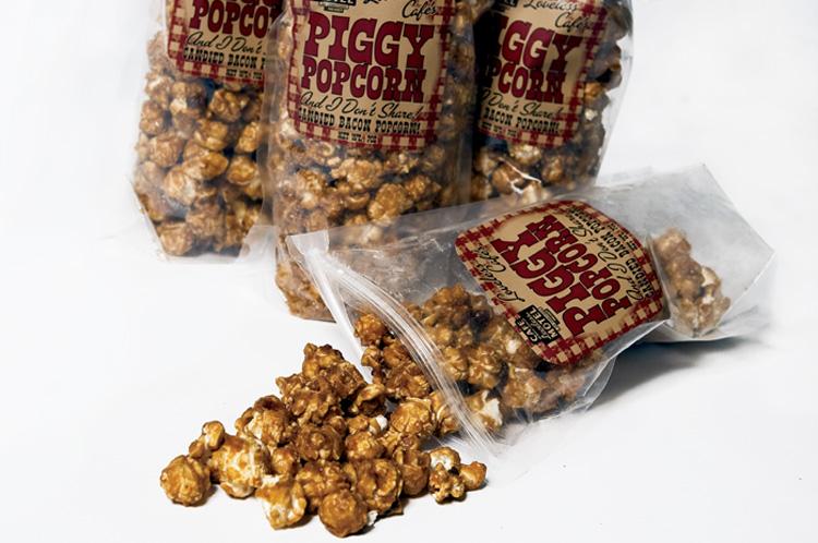 Loveless Cafe Bacon Popcorn