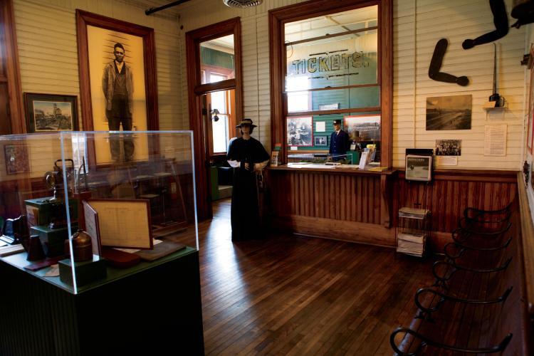 Etowah L&N Depot & Railroad Museum