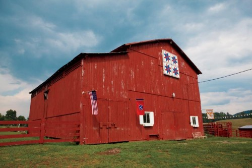 Bacon Century Farm in Jonesborough, Tennessee
