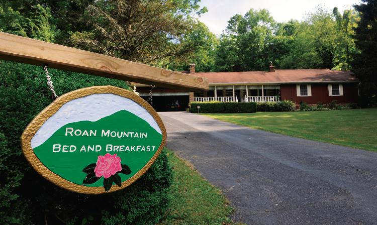 Roane Mountain B&B
