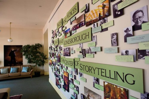 International Storytelling Center in Jonesborough, TN