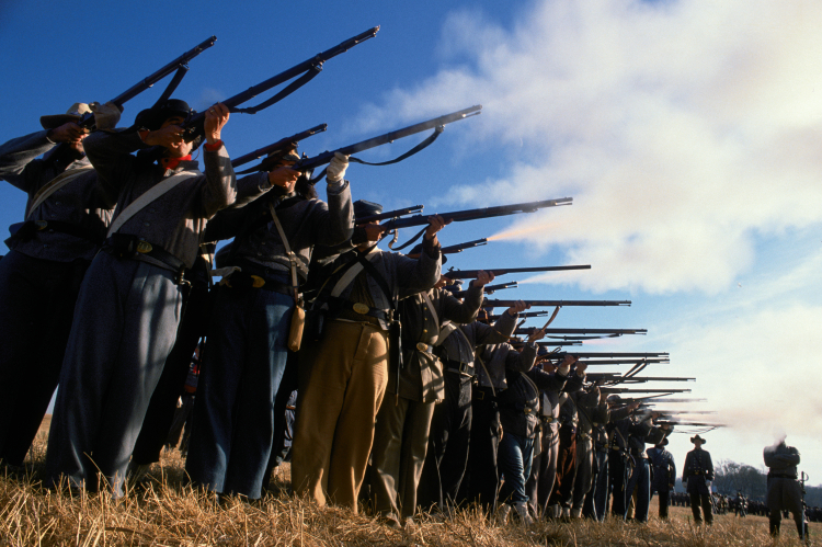 Battle of Franklin reenactment