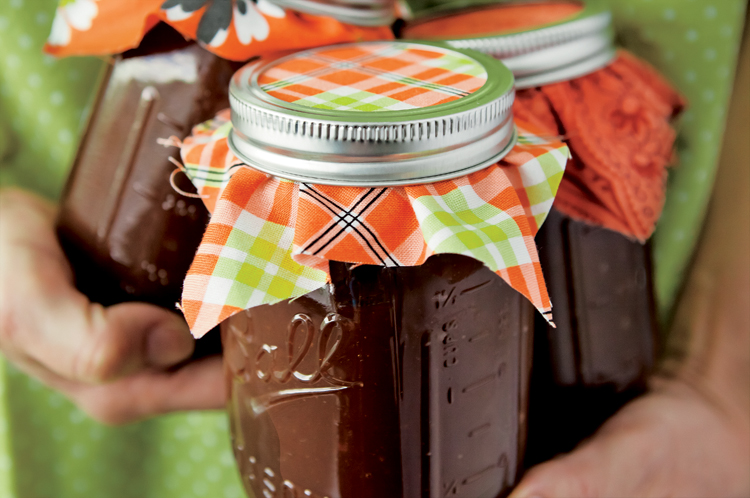 Old-Fashioned Apple Butter in Crossville