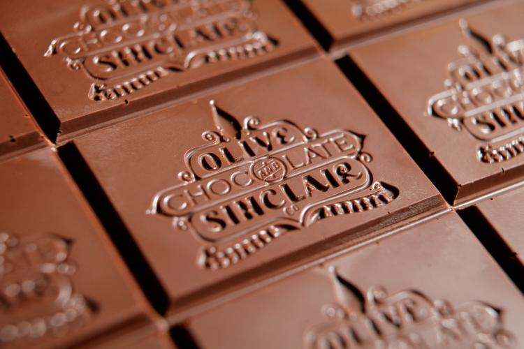 Olive and Sinclair Chocolate