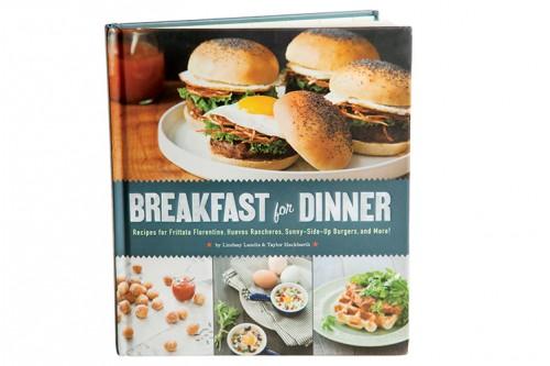 Breakfast for Dinner cookbook giveaway