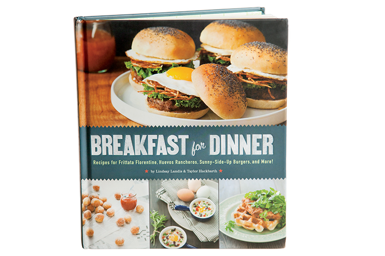 Breakfast for Dinner cookbook giveaway