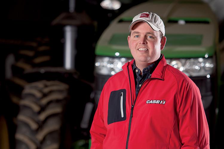 Farmer John Chester