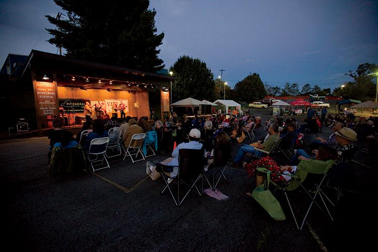 Sierra Hull Festival