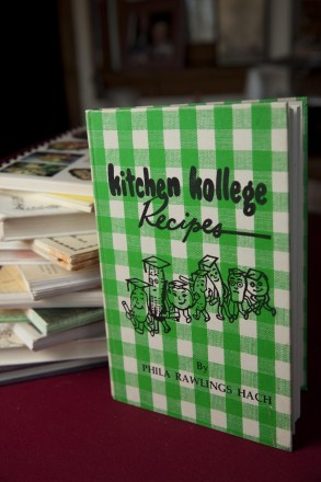 Phila Hach cookbook Kitchen Kollege