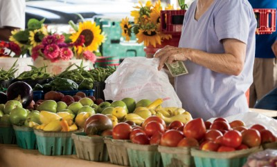 Farmers Market Shopping Tips