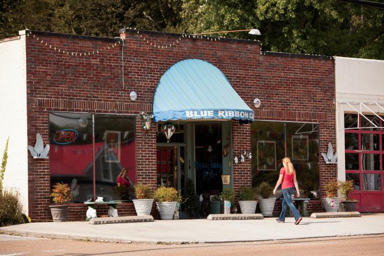Blue Ribbon Cafe