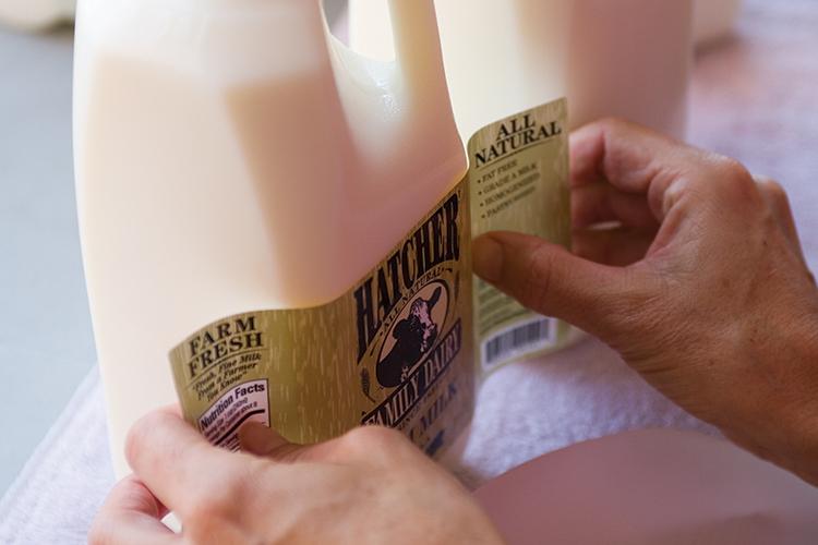 Hatcher Dairy