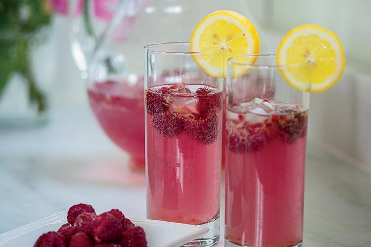 drinkable garden