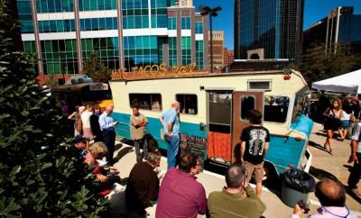 Roaming Hunger Food Trucks