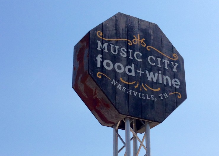 Tennessee food festivals; Music City Food and Wine