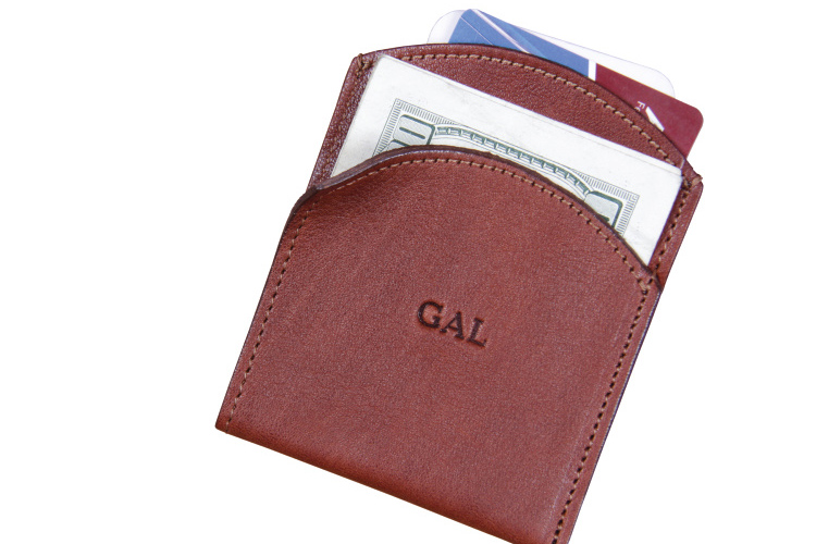 Col. Littleton Front pocket wallet