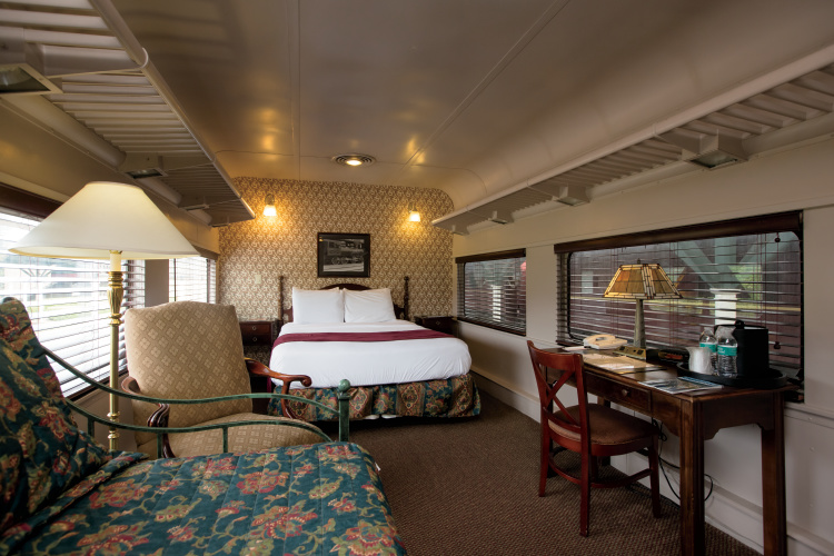 All Aboard The Chattanooga Choo Choo
