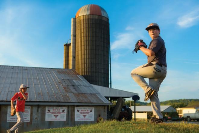 dairy field baseball
