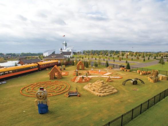 Sequoyah Farms Pumpkins