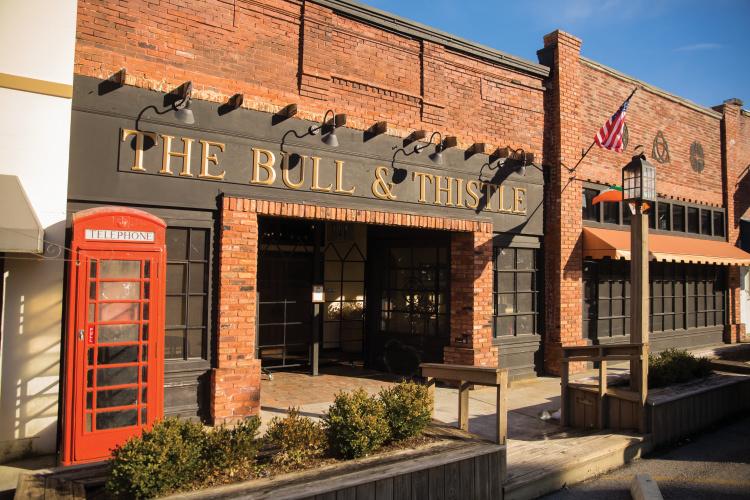 Bull & Thistle Pub