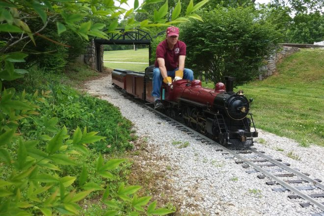 Mid-South Live Steamers