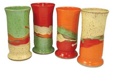 Fragrant Mushroom pottery in Sparta